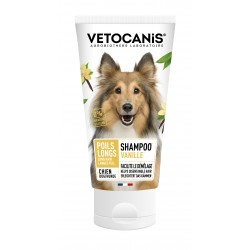 Shampoo for Long Hair for Dogs, Vanilla Fragrance 300 ml  - 1