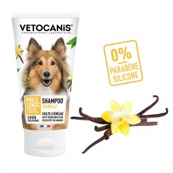 Shampoo for Long Hair for Dogs, Vanilla Fragrance 300 ml  - 2