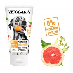Shampoo for Short or Very Short Hair for Dogs, Grapefruit. 300 ml  - 2