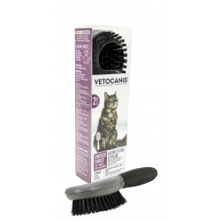 Soft Brush for Cats. Step 2. Brushing  - 1