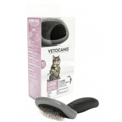 Slicker Brush for Cats. Step 1. Disentanglement  - 2