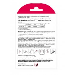 VETOCANIS ACTION DUO Anti-Flea Anti-Tick Action Pipette for Medium-Sized Dogs and for Habitat  - 5