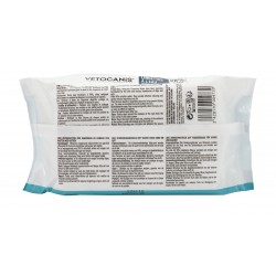 Large Format Cleansing Wipes for Cats and Dogs X72  - 2