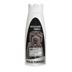 Shampoing Professionnel Anti-Odeurs pour Chien 750ml  - 1