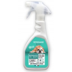 PREVENTIS Anti-parasite Repellent Spray for Dogs  - 1
